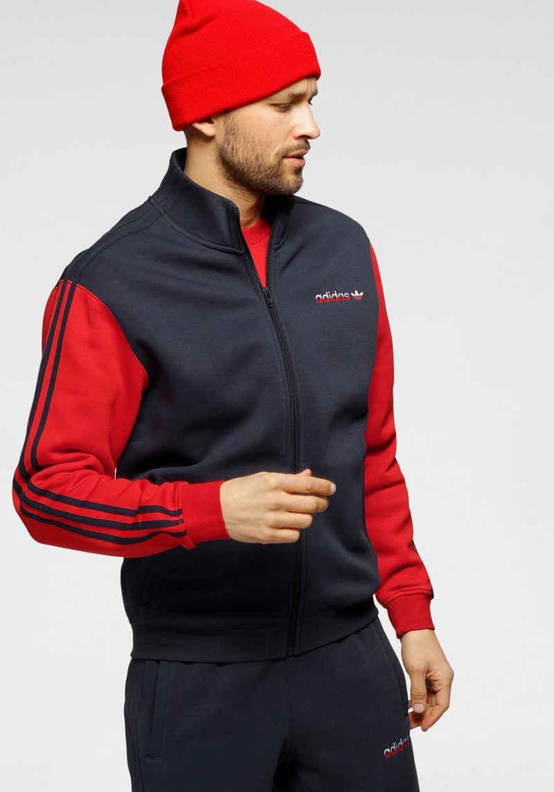 adidas Originals Sweatjacke »Firebird Fleece Originals Jacke«