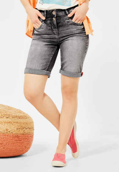 Cecil Jeansshorts 5-Pockets Style