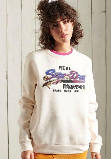 Superdry Sweater »VL ITAGO CREW«