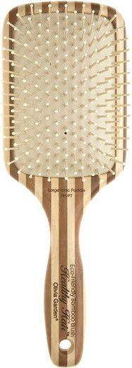 OLIVIA GARDEN Paddelbürste »Healthy Hair Bambus Large Ionic Paddle HH-P7«, Bürstenkörper aus Bambus