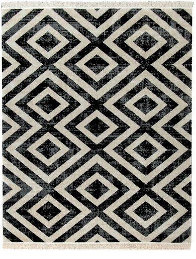 Teppich »Pocova«, andas, rechteckig, Höhe 7 mm, In- und Outdoor geeignet, mit Fransen, Wohnzimmer