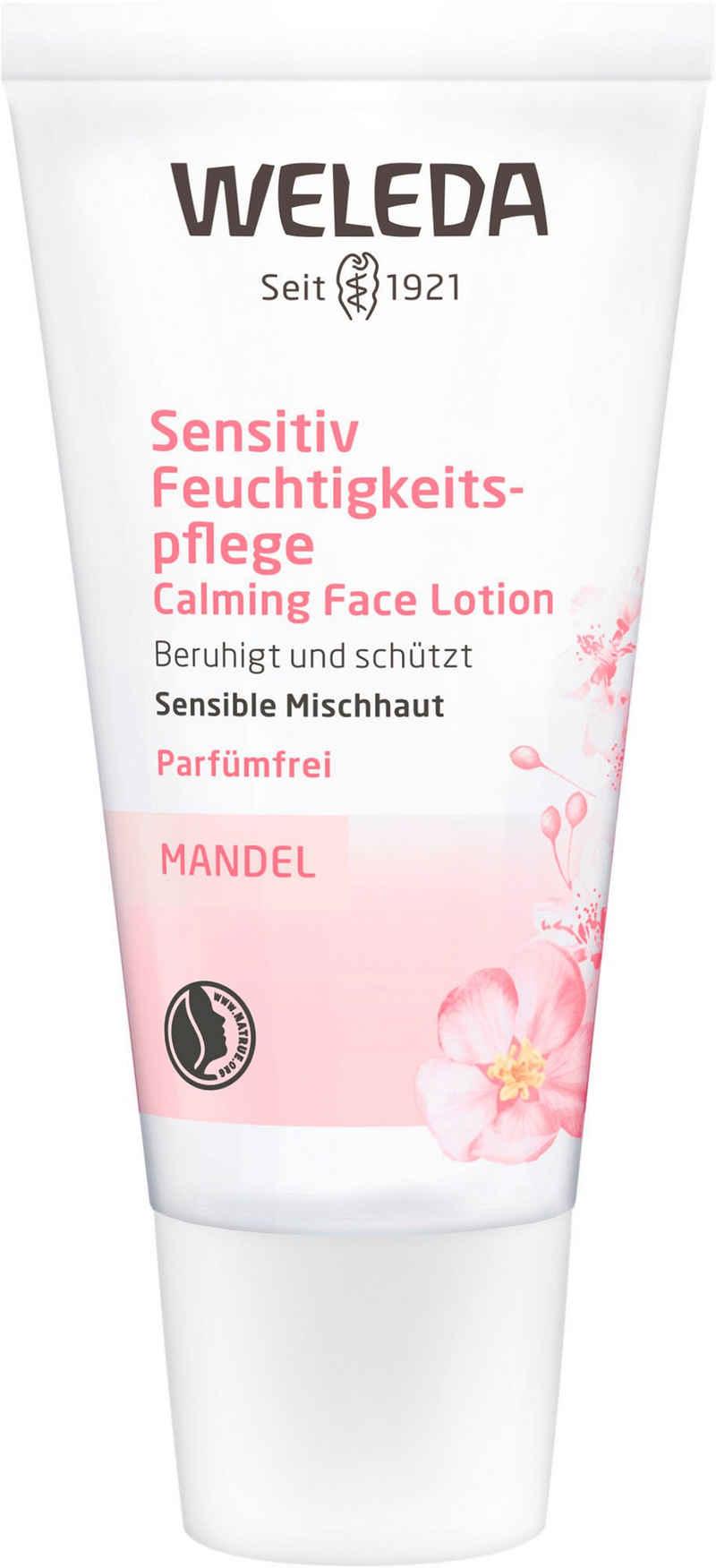 WELEDA Gesichtspflege »Mandel, sensitiv«