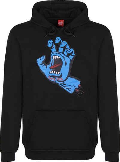 Santa Cruz Hoodie »Screaming Hand«