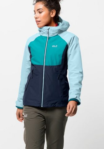 Jack Wolfskin 3-in-1-Funktionsjacke »MOUNT ISA 3IN1 ...