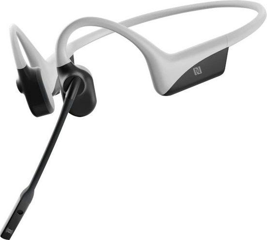 Aftershokz »OPENCOMM Bone Conduction« Headset (Bluetooth, NFC)