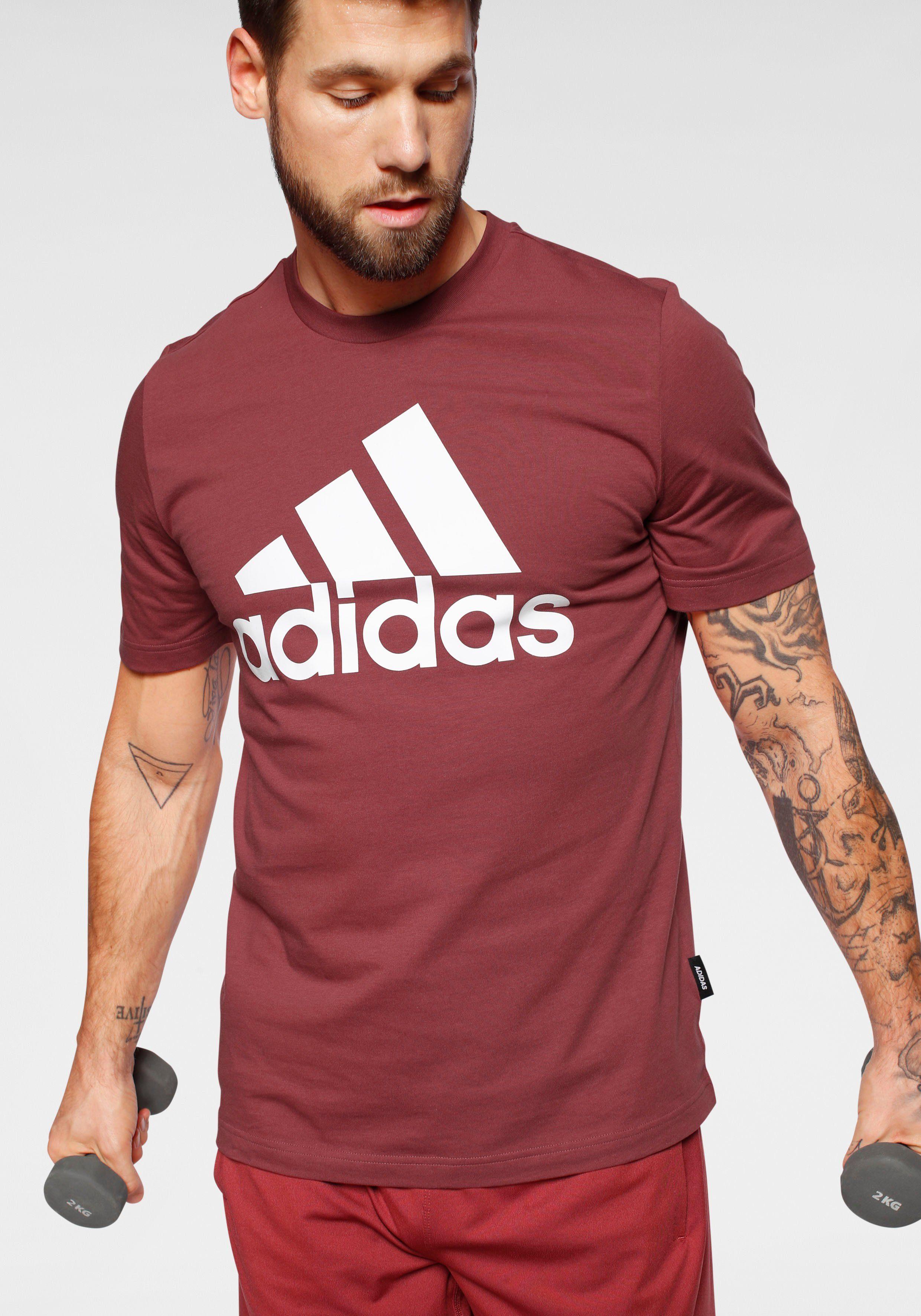 adidas Performance T Shirt »MH BATCH OF SPORTS TEE« online kaufen | OTTO