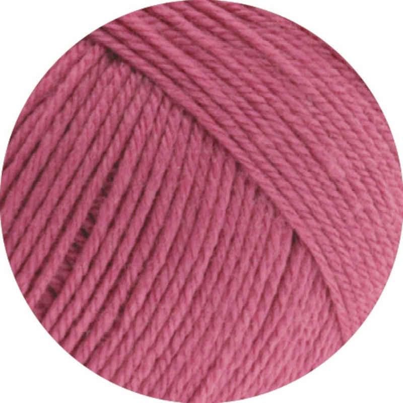 LANA GROSSA »Cool Wool Cashmere« Häkelwolle, (50 Gramm), Merino-Cashmere-Mix