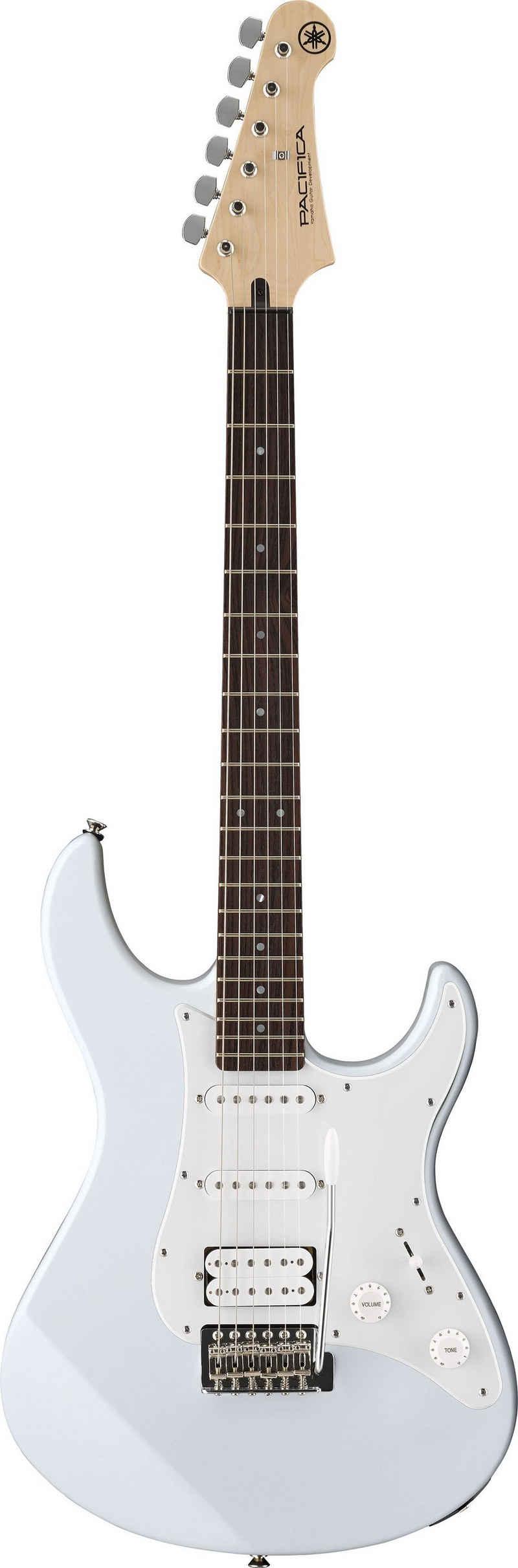 Yamaha E-Gitarre »PA012WHII, Vintage White«