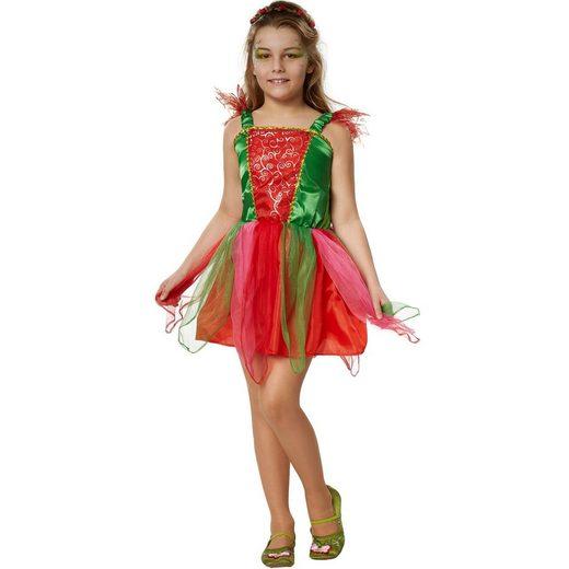 tectake Kostüm »Mädchenkostüm Waldprinzessin«