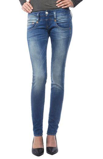 Herrlicher Slim-fit-Jeans »Pitch slim Power stretch Denim bliss«