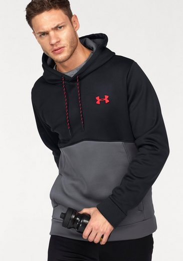Under Armour® Kapuzensweatshirt AF ICON SOLID PO HOOD