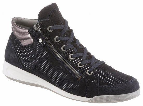Ara Sneaker, mit gepolstertem Schaftrand