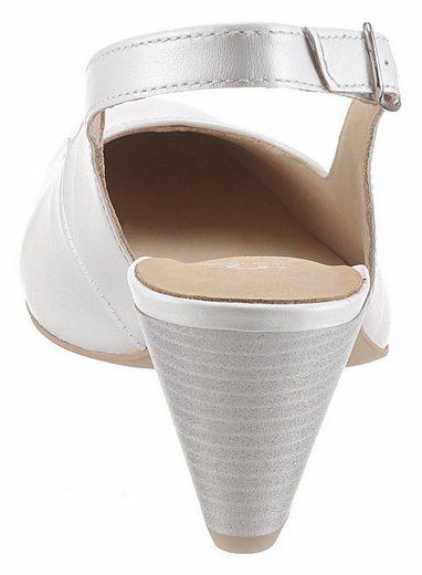 Ara Sling Pumps, Perfect Bridal Shoe