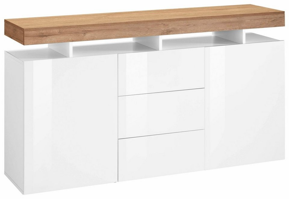 Places Of Style Kommode Trevi Breite 180 Cm Otto