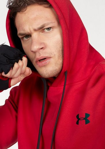 Under Armour® Kapuzensweatshirt RIVAL FITTED PULL OVER