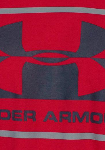 Under Armour® Funktionsshirt Blocked Sportstyle Logo