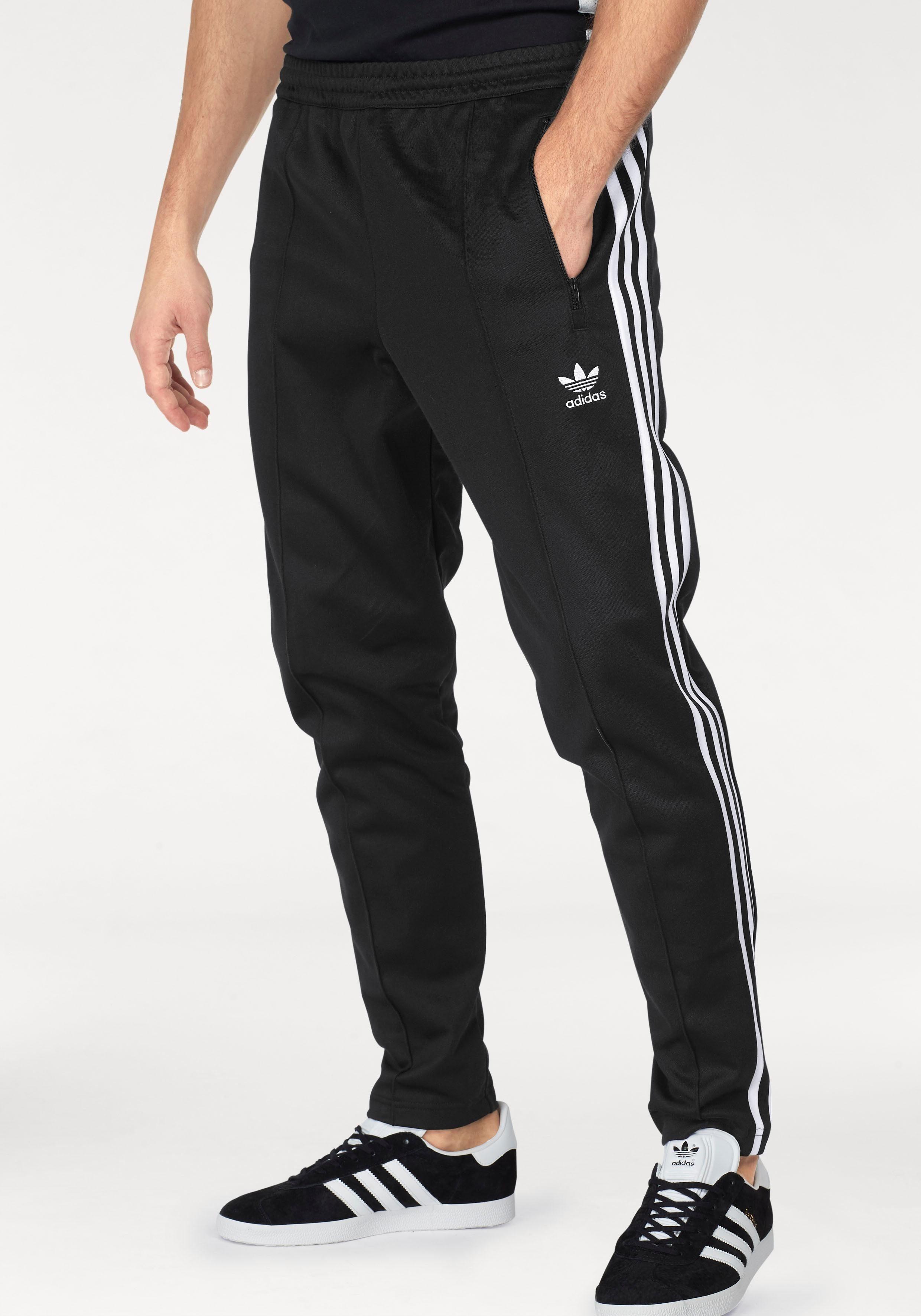 OTTO SALE | Herren adidas Originals Trainingshose »FRANZ BECKENBAUER TRACKPANTS« blau, schwarz | 04059805604629