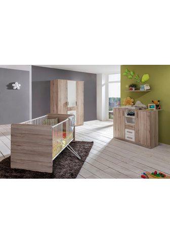 Babyzimmer-Komplettset »Bergamo« (Rink...