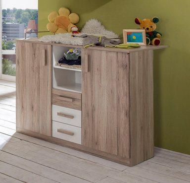 wickelkommode bergamo online kaufen otto. Black Bedroom Furniture Sets. Home Design Ideas