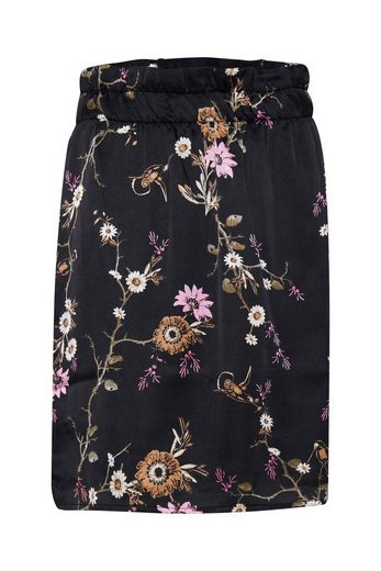 b.young Satinrock Jiles skirt