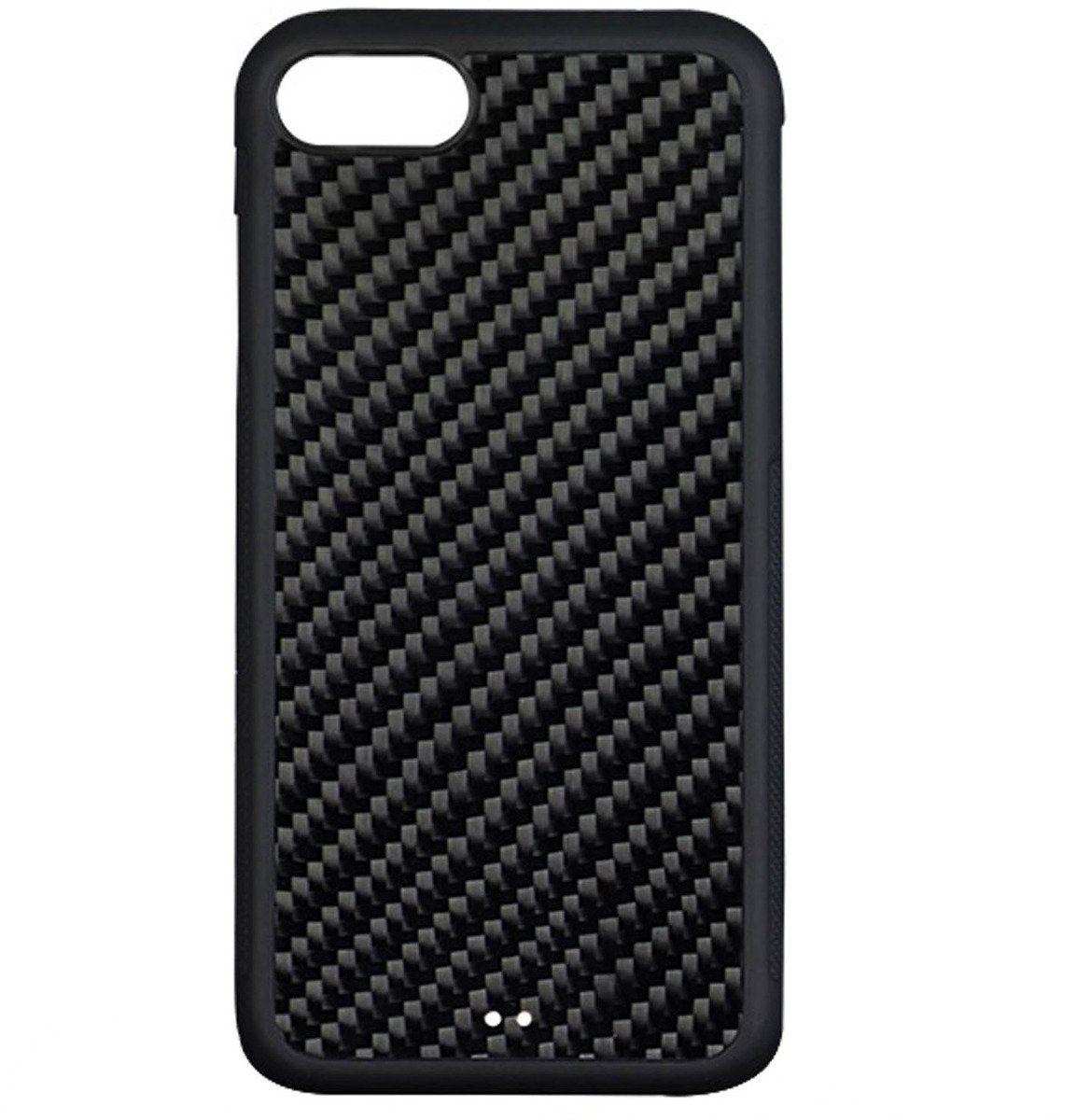 4Smarts Handytasche »Hard Cover Trendline Carbon für iPhone 7/8«
