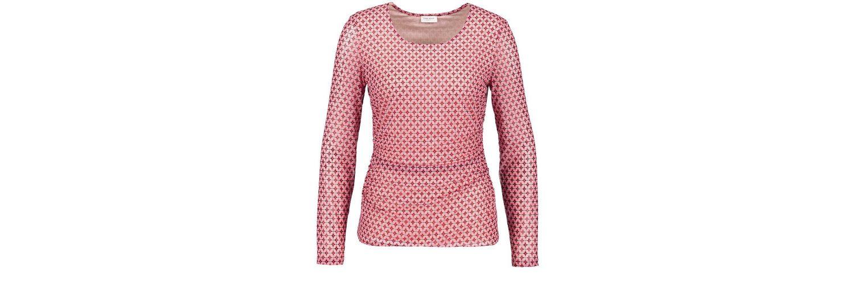 Rabatt Perfekt Billig Geniue Händler Gerry Weber T-Shirt 1/1 Arm Longsleeve mit seitlicher Raffung eDaVi8OO