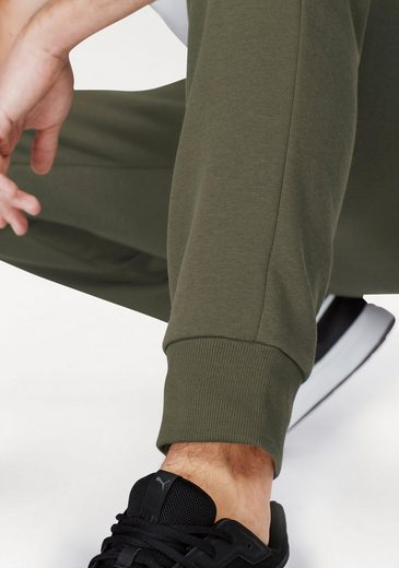 PUMA Jogginghose ESS NO.1 SWEAT PANTS, FL, CL,, mit flauschigem Innenmaterial