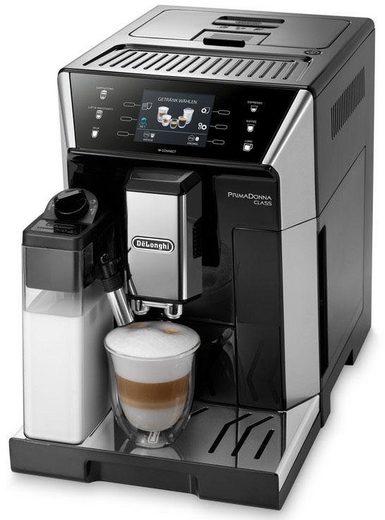 De'Longhi Kaffeevollautomat PrimaDonna Class ECAM 556.55.SB, Appfähig