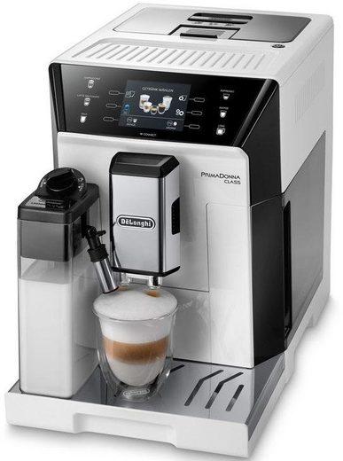 De'Longhi Kaffeevollautomat PrimaDonna Class ECAM 556.55.W, Appfähig