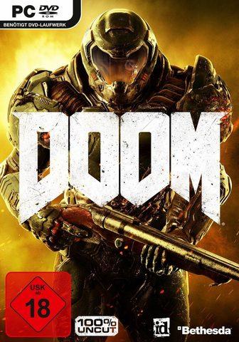 BETHESDA Doom PC