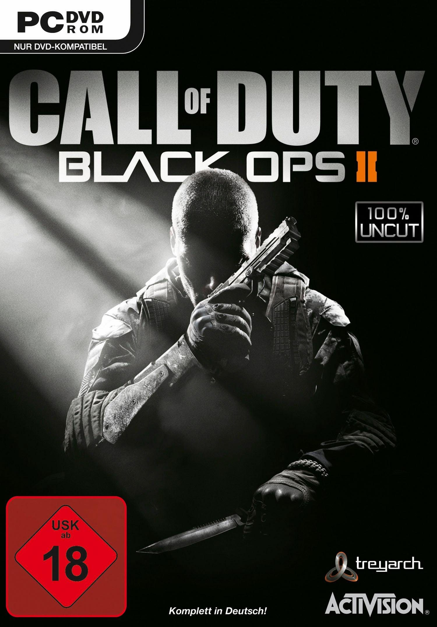 Call of Duty: Black Ops II PC, Software Pyramide