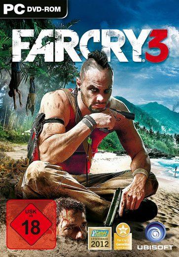 Far Cry 3 PC, Software Pyramide