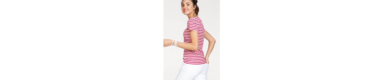 Gant T-Shirt, im coolen Streifenlook