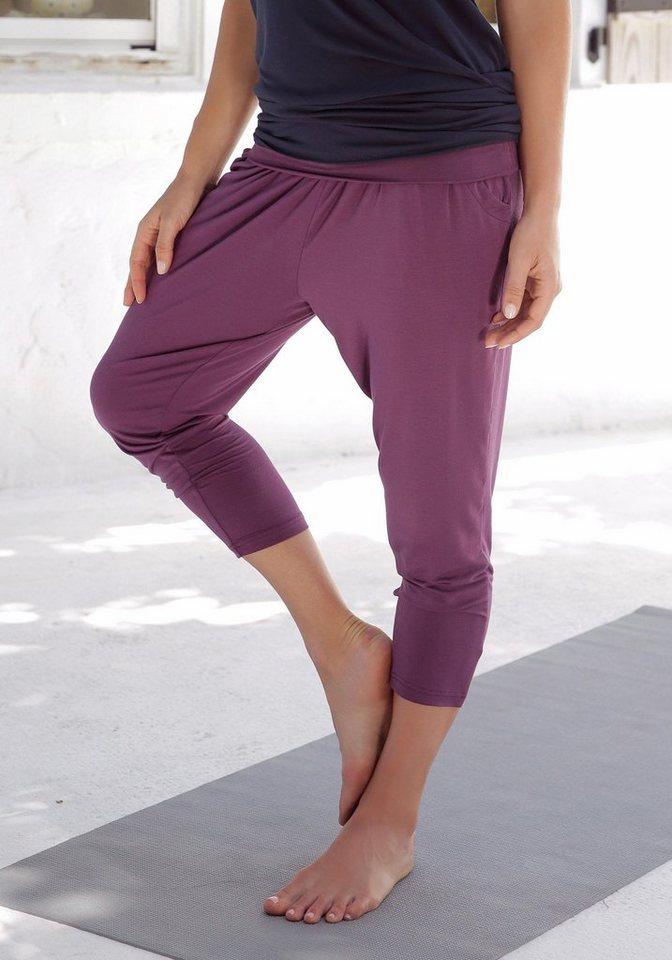6492466fac58 LASCANA Yoga   Relax Caprihose online kaufen   OTTO