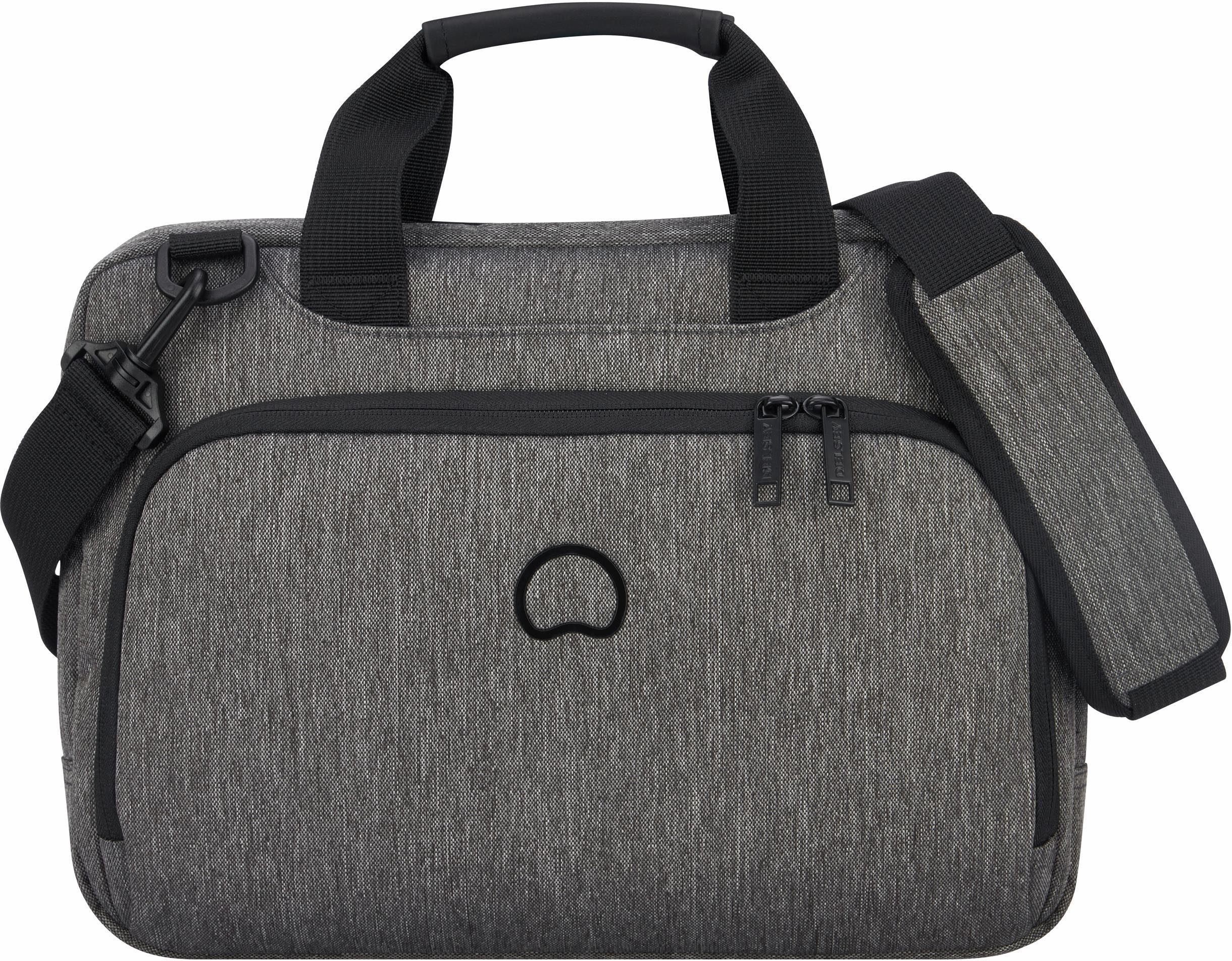 DELSEY Aktentasche mit 13,3-Zoll Laptopfach, »Esplanade, 1 Fach, anthrazit«