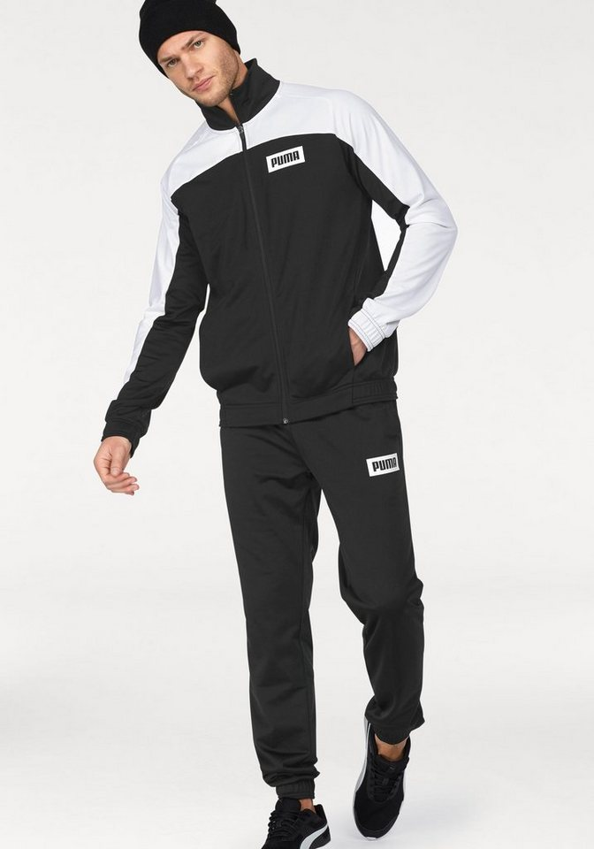 puma trainingsanzug graphic rebel tricot suit otto. Black Bedroom Furniture Sets. Home Design Ideas