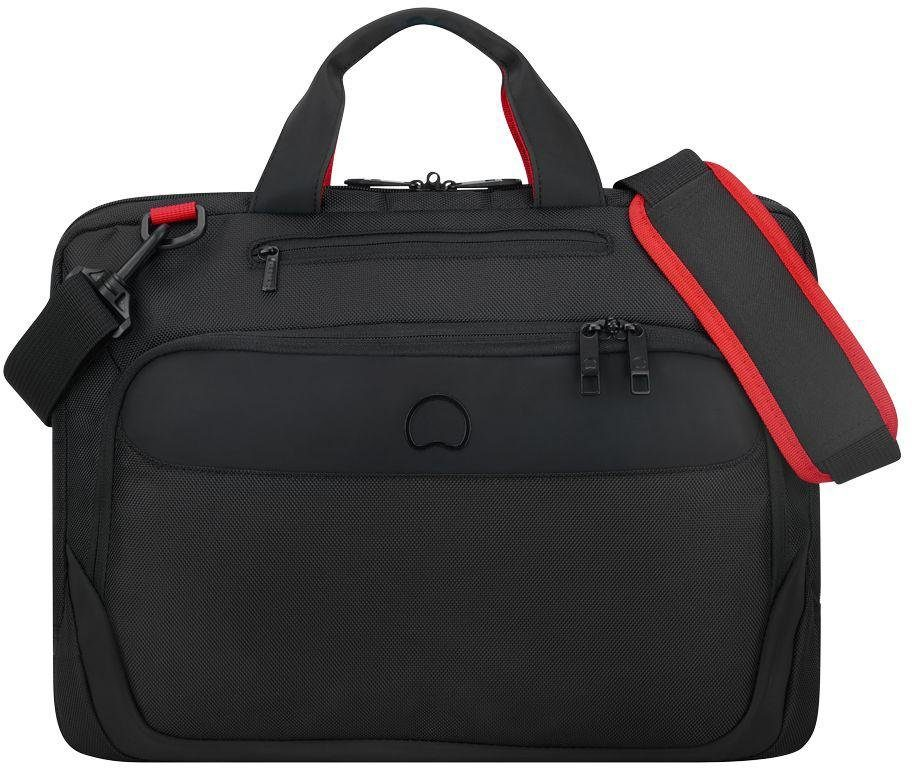 DELSEY Aktentasche mit 15,6-Zoll Laptopfach, »Parvis Plus«