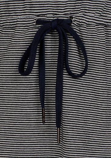Tom Tailor Jerseykleid, mit regulierbarem Bindeband
