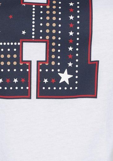 Tommy Hilfiger T-Shirt, mit Frontprint