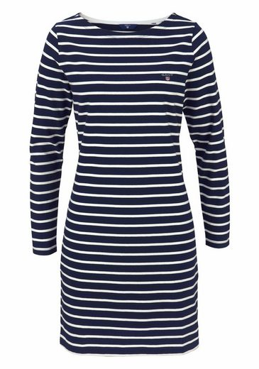 Gant Sweatkleid, im maritimen Streifen-Look