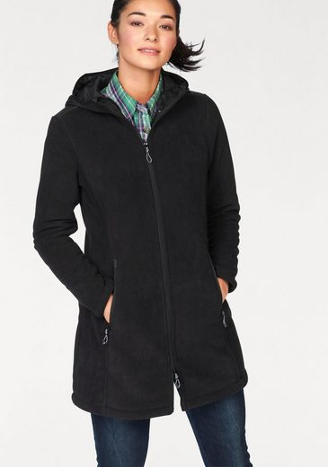 Cmp Fleecejacke, Inside With Plush Lining