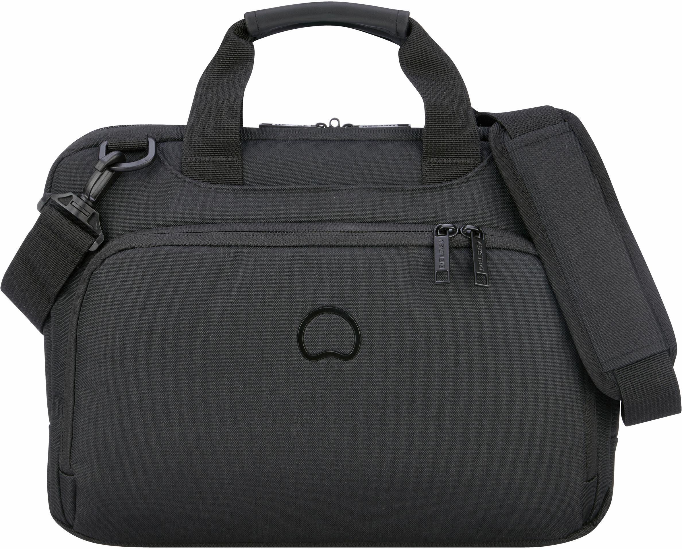 DELSEY Aktentasche mit 13,3-Zoll Laptopfach, »Esplanade, 1 Fach, schwarz«