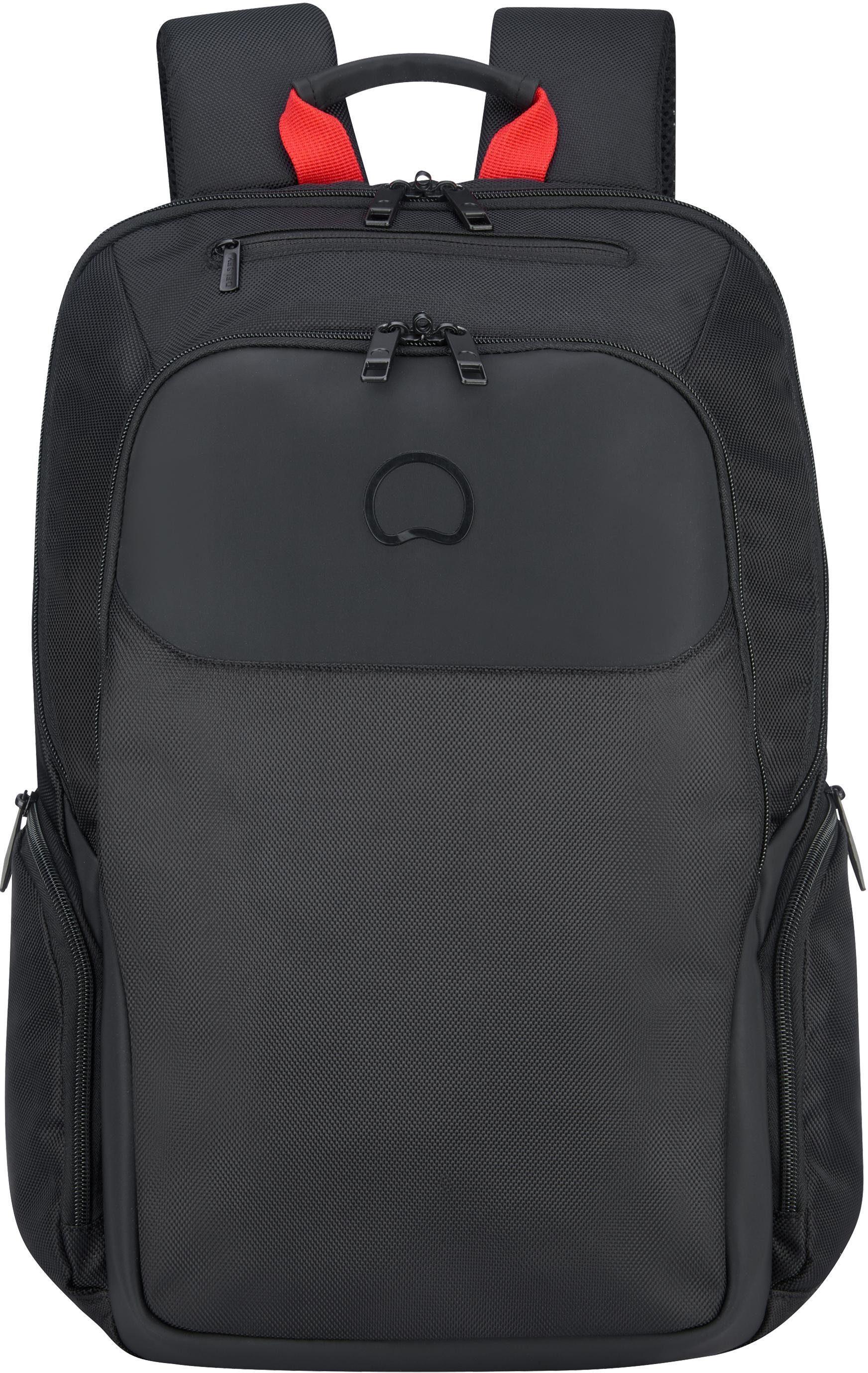 DELSEY Rucksack mit 15,6 Zoll Laptopfach, »Parvis Plus«