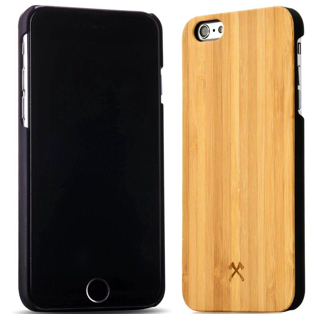 Woodcessories EcoCase Classic iPhone 6(s) Plus Hülle,Cover,Schutz aus Echtholz