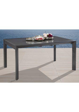 MERXX Sodo stalas »San Remo« Aliumininis išs...