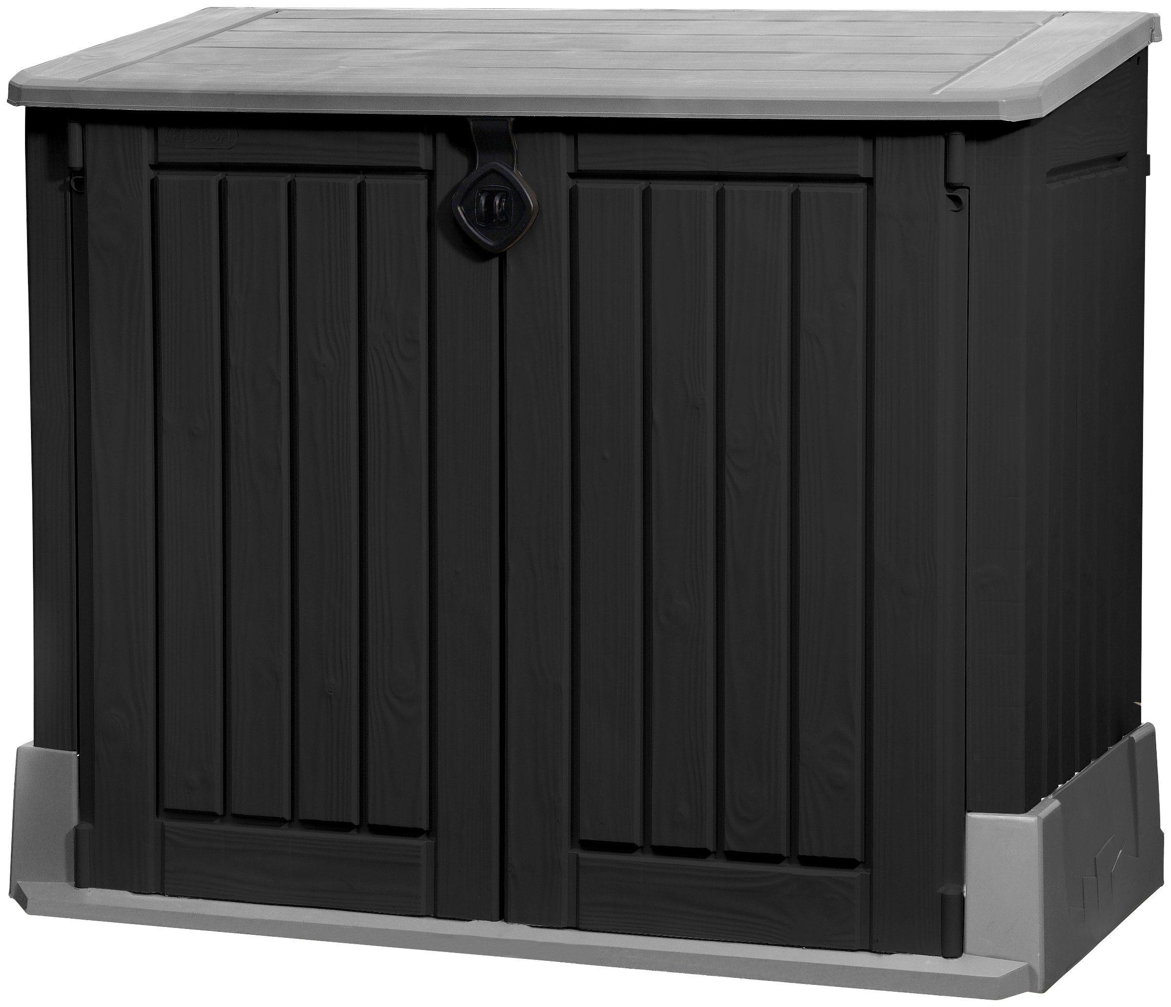 KETER Mülltonnenbox »Store It Out MIDI«, für 2x120 l, BxTxH: 130x110x74 cm