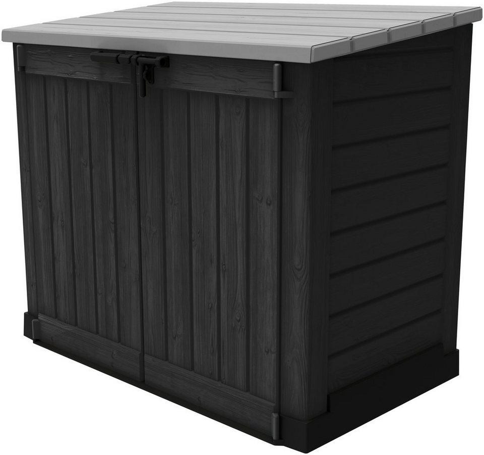 keter m lltonnenbox store it out max f r 2x240 l bxtxh 146x82x125 cm online kaufen otto. Black Bedroom Furniture Sets. Home Design Ideas