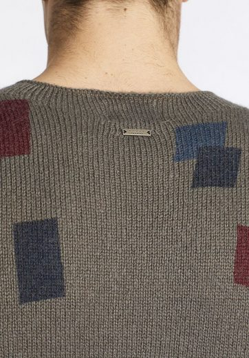 Khujo Knitted Sweaters Pals, Made Of Lightweight Material