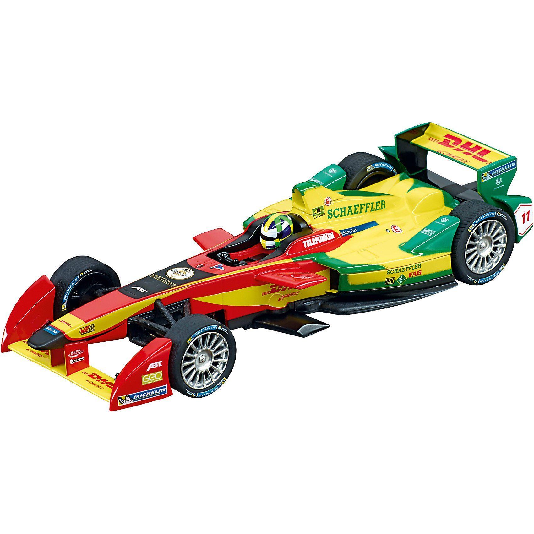 """Carrera Digital 132 30705 Formula E Audi Sport ABT """"Lucas di Grassi,"""