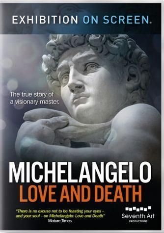 DVD »Michelangelo: Love And Death«